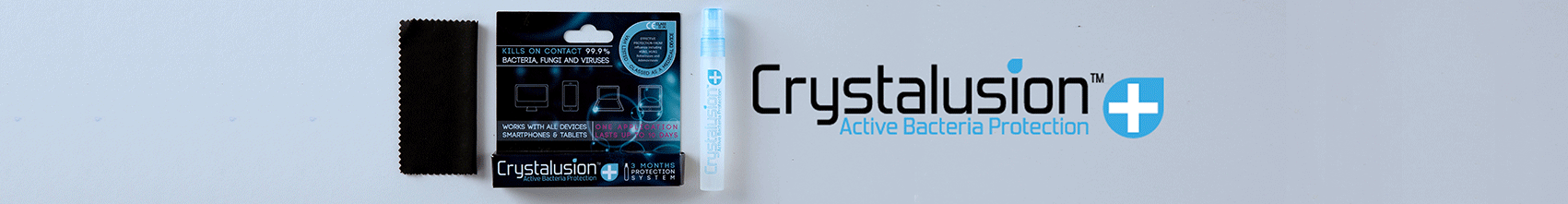 Crystalusion Plus Active Bacteria Protection
